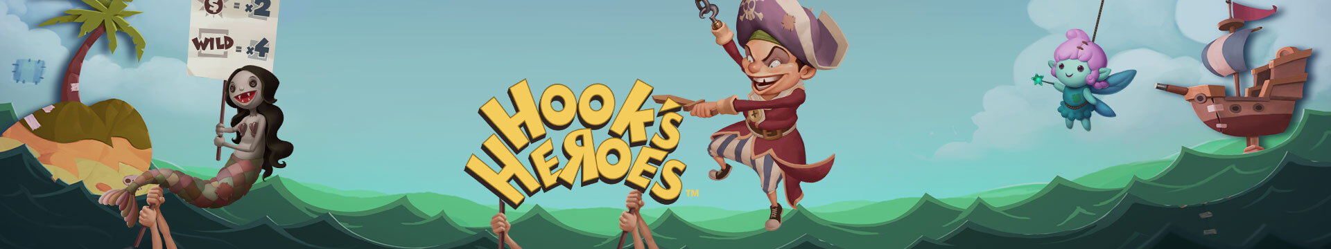 Promotion - Welcome Hooks Heroes