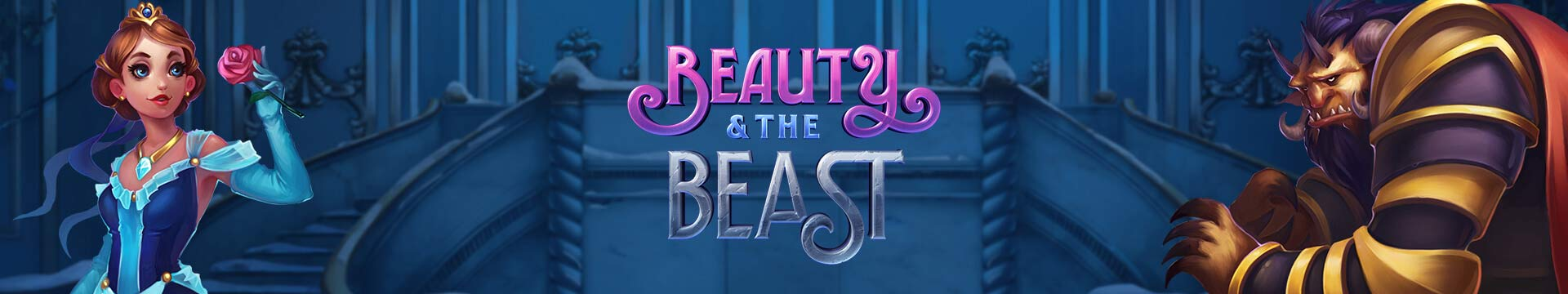 Slider Banner - Beauty and the Beast