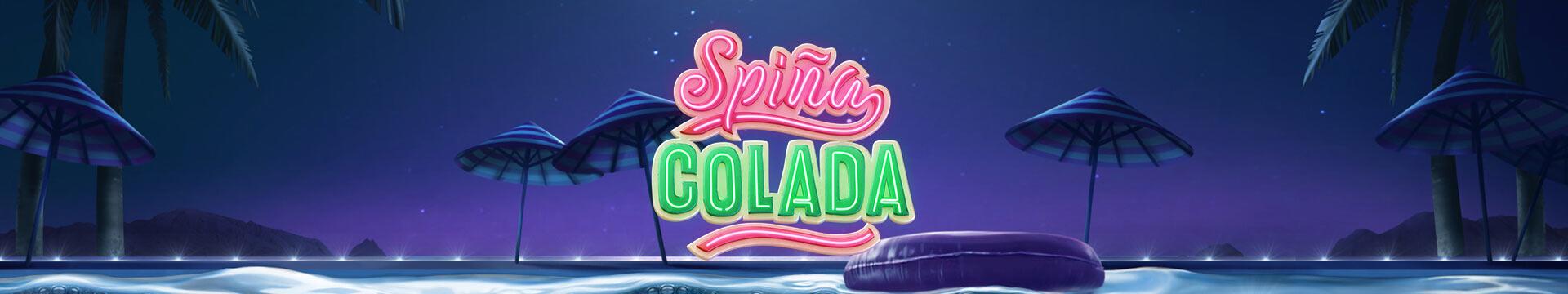 Slider Banner - Spina Colada