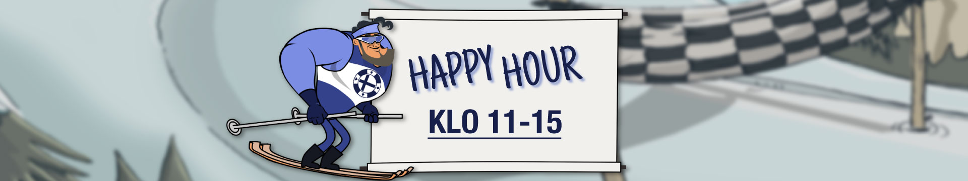 Promotion - Happy Hour February
