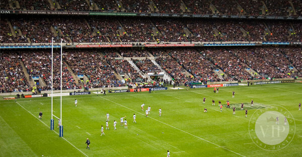 InterVip Event - Rugby at Twickenham