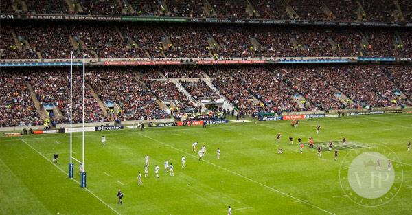 InterVip Event - Rugby at Twickenham