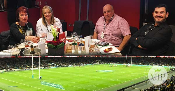 InterVip Event - Rugby Rivalry Winners